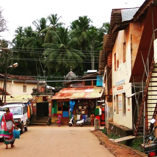 Temple town, Gokarna