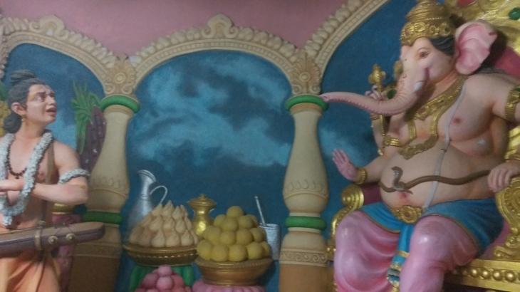 Ganesh temple, Gokarna