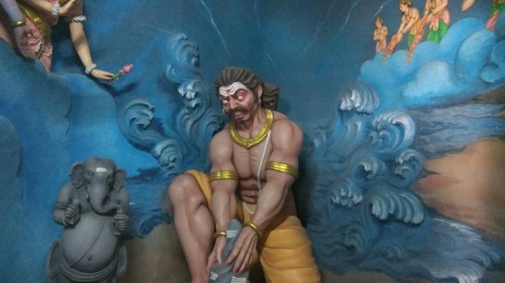 myhtological story of Murudeshwar