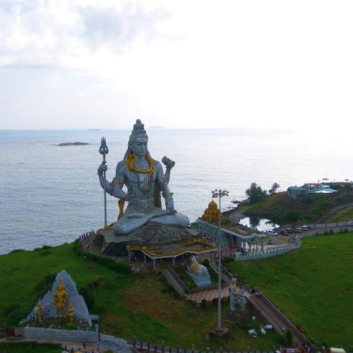 Statue of Shiva, Murudeshwar