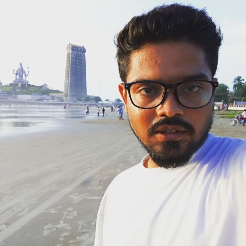 Selfie with Shiva