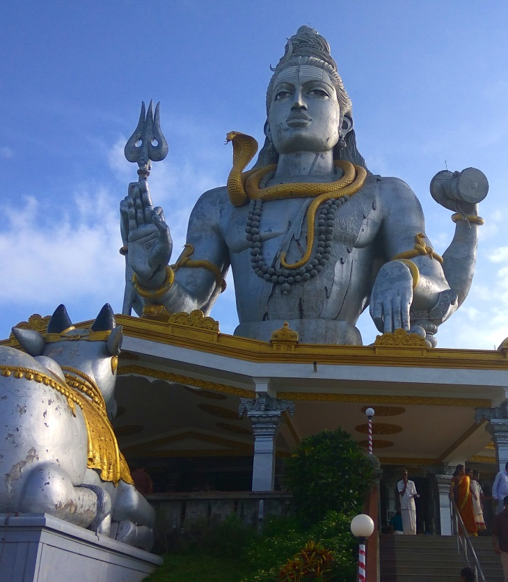 Shiva Temple at Murudeshwar