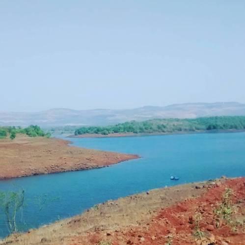 Andhra river, Wadeshwar