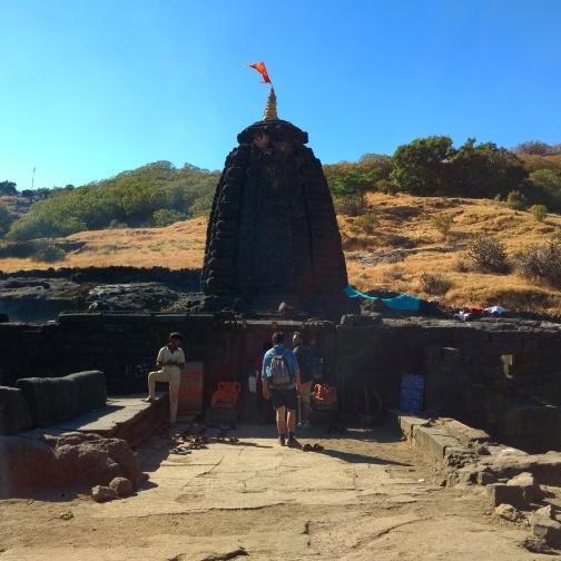 Harishchandreshwar temple- Harishchandragad