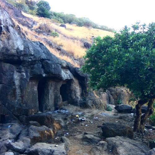 Caves at Harishchandragad