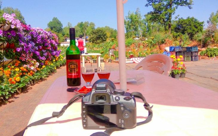 Kingberry wine- Panchgani