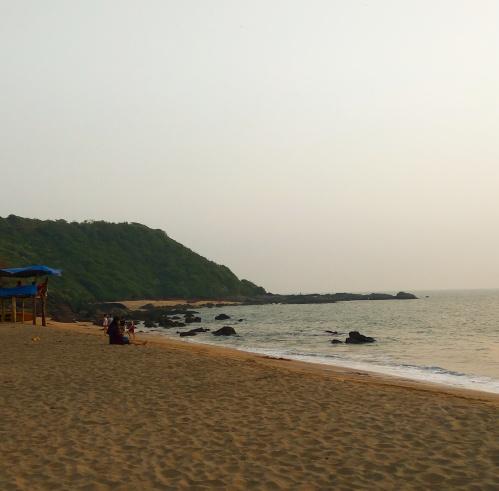 Khola Beach- Cola beach