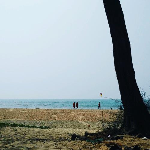 Serene Varca beach