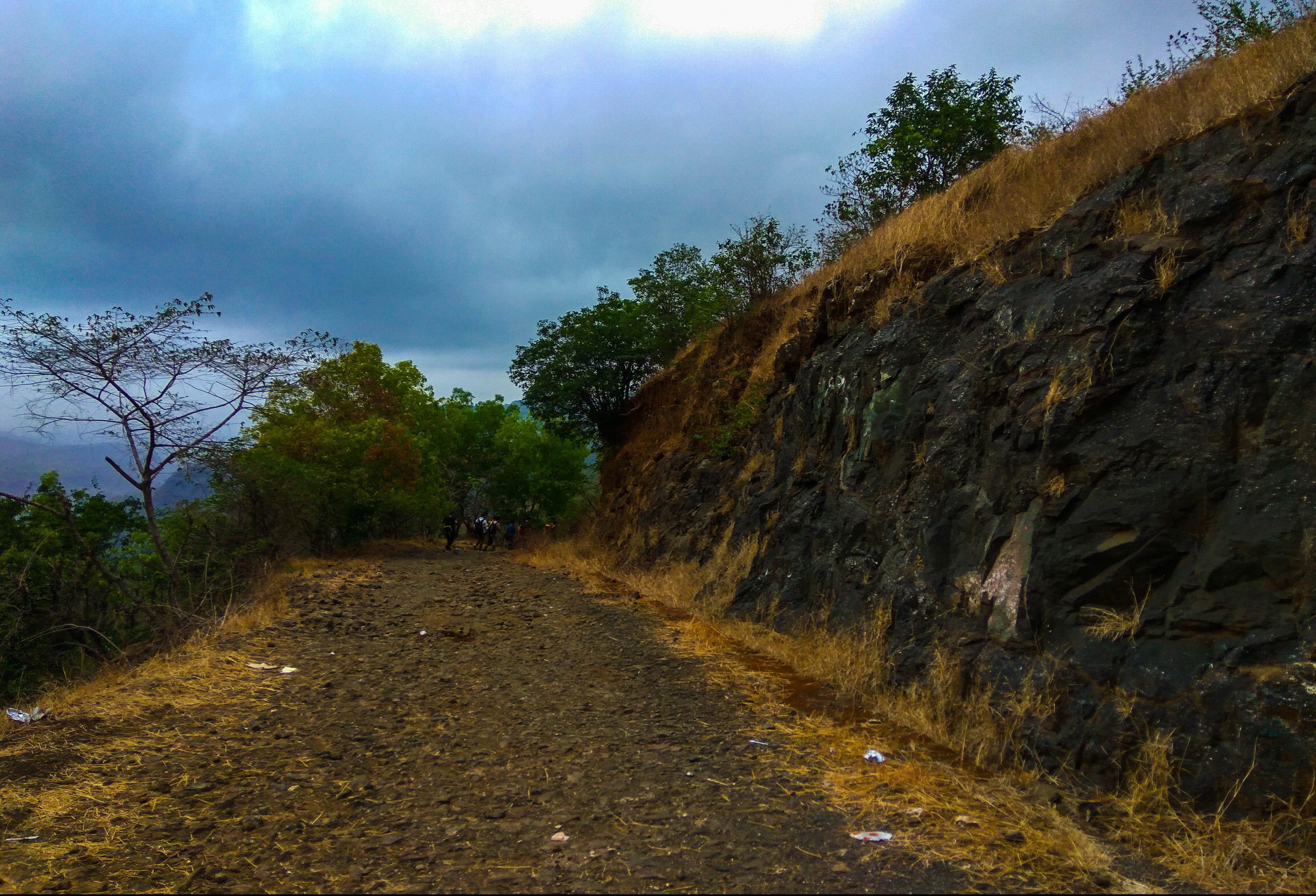 Rajmachi via lonavala