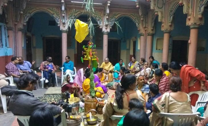 Wedding in Banaras