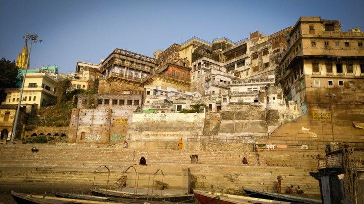 Houses in Banaras