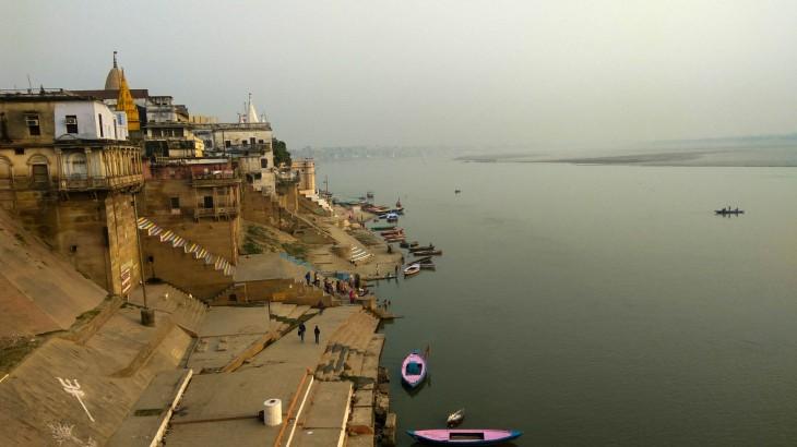 Assi ghat- Varanasi