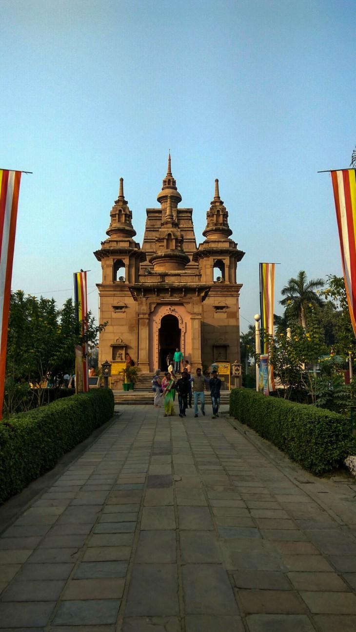 Mulagandha Kuti Vihar- Sarnath