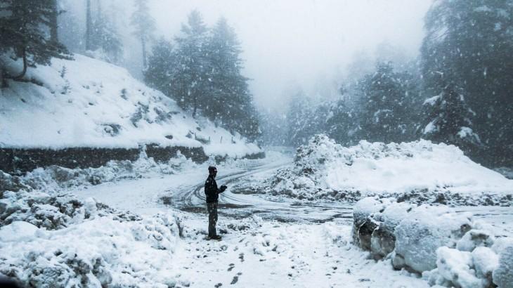 Patnitop, Kashmir