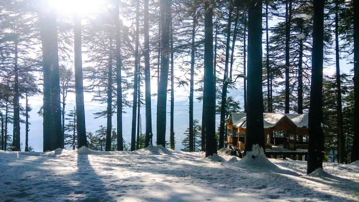 Patnitop- Kashmir