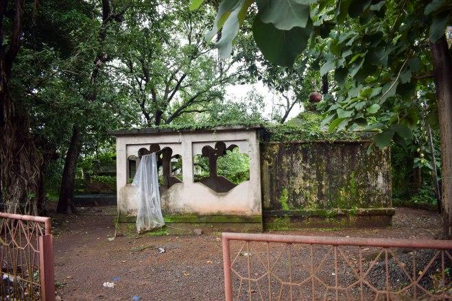 Temple in Guhaghar