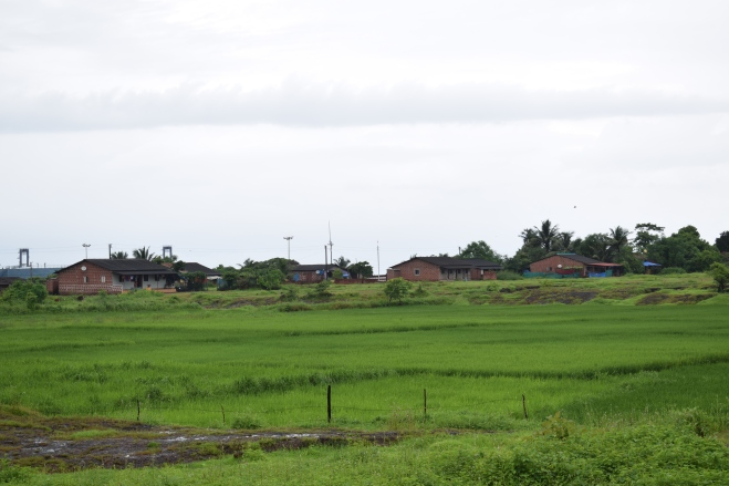 Jaigad village