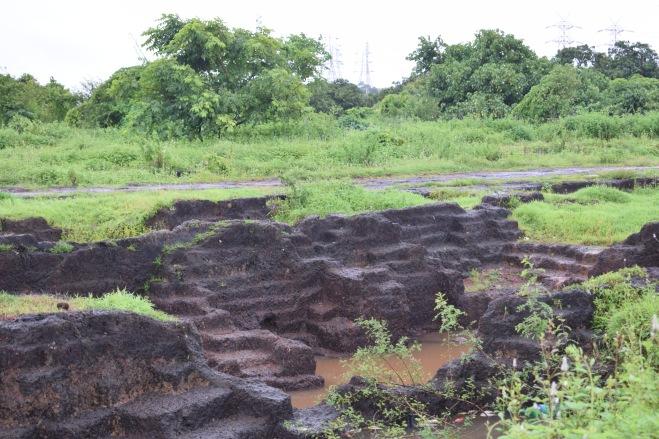 Stepwell- Jaigad Fort