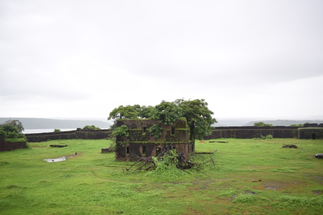Precincts of the fort