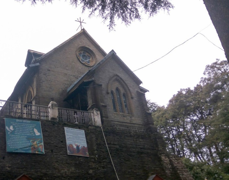 St. Francis' Church-Dalhousie