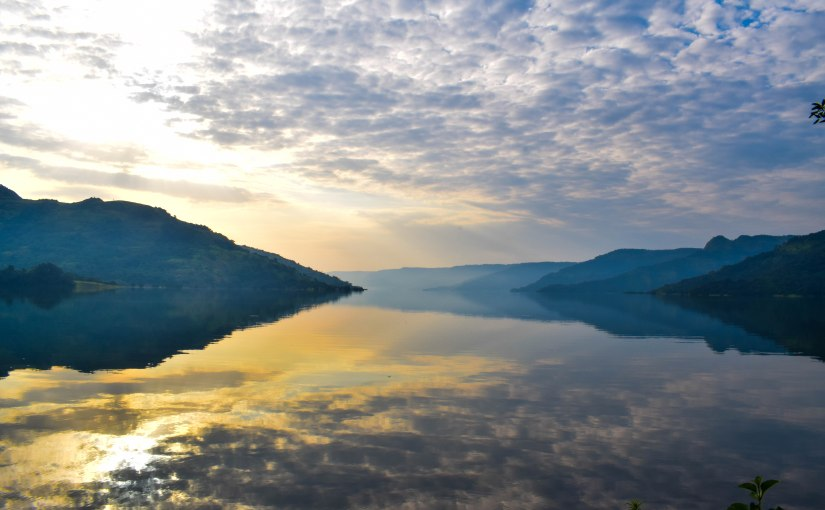 An excerpt from my diary: Camping at ShirotaLake