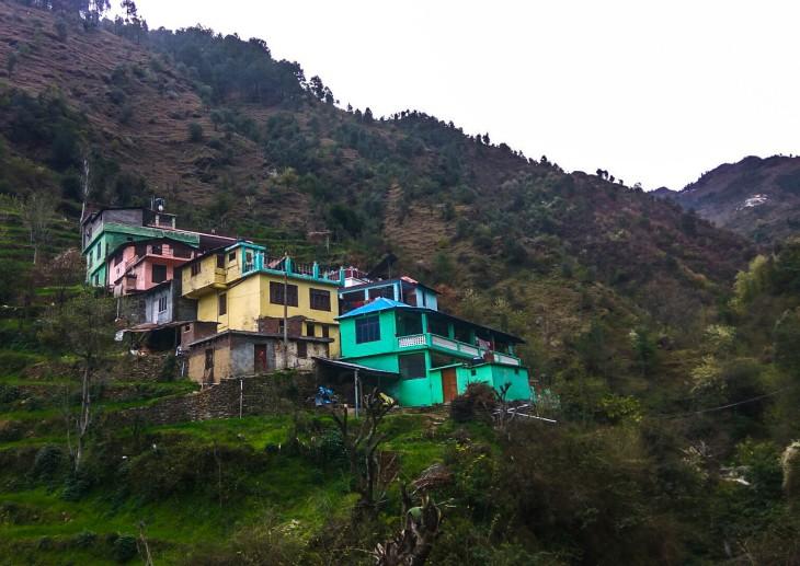 Kiu Village- Chamba