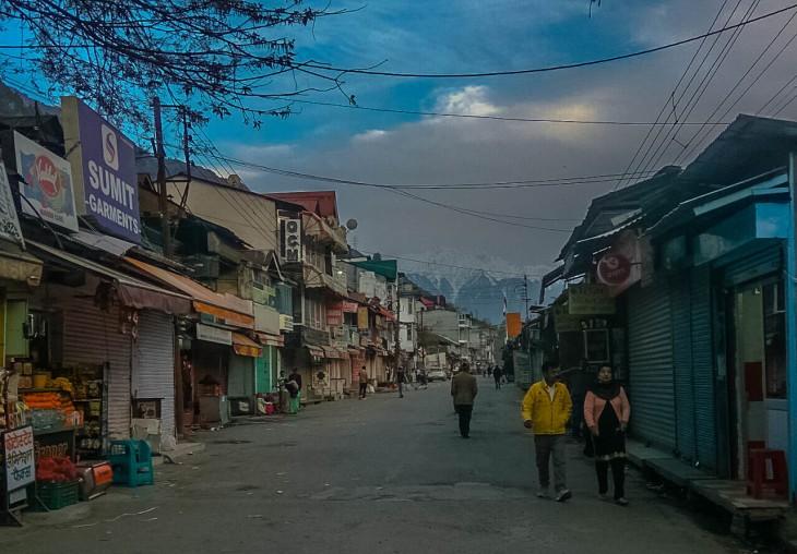 Streets of Chamba