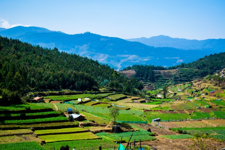 Mannavanur-An offbeat place in Kodaikanal
