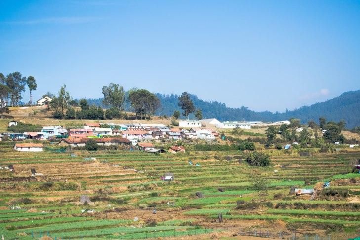 Mannavanur village