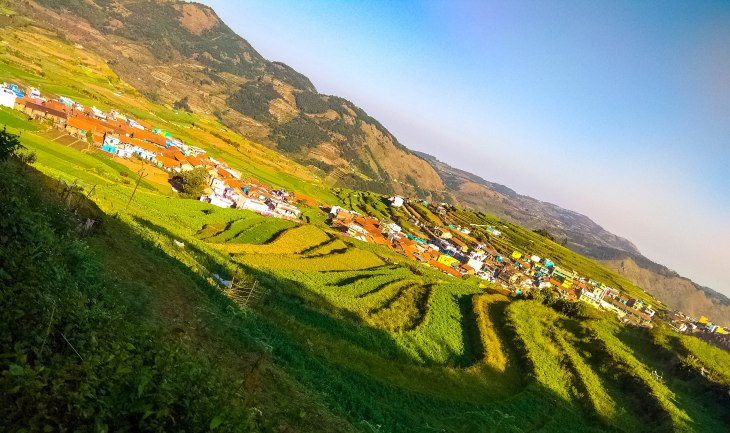 Poombarai- alternative place for offbeat travellers in Kodaikanal