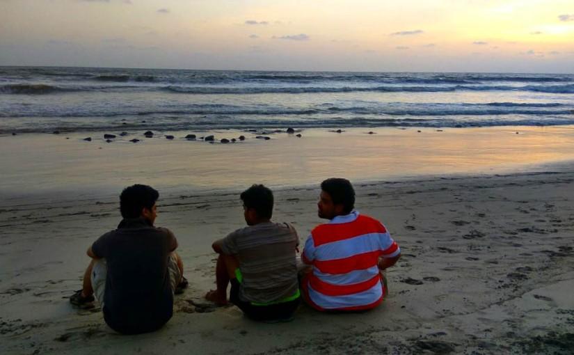 Reminiscing old times: Road trip to Alibaug, Kashid, andMurud…