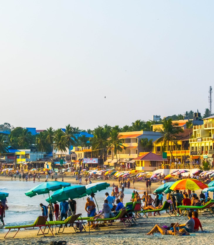 Lighthouse Beach- Kovalam