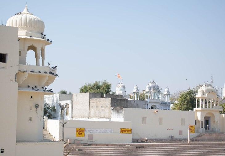 Ghats of Pushkar