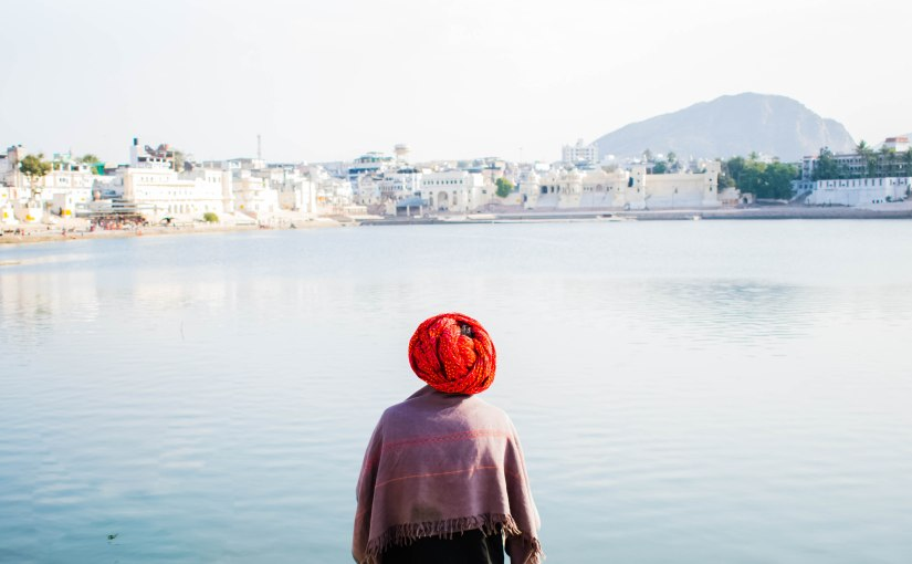 The touristy charm of Pushkar