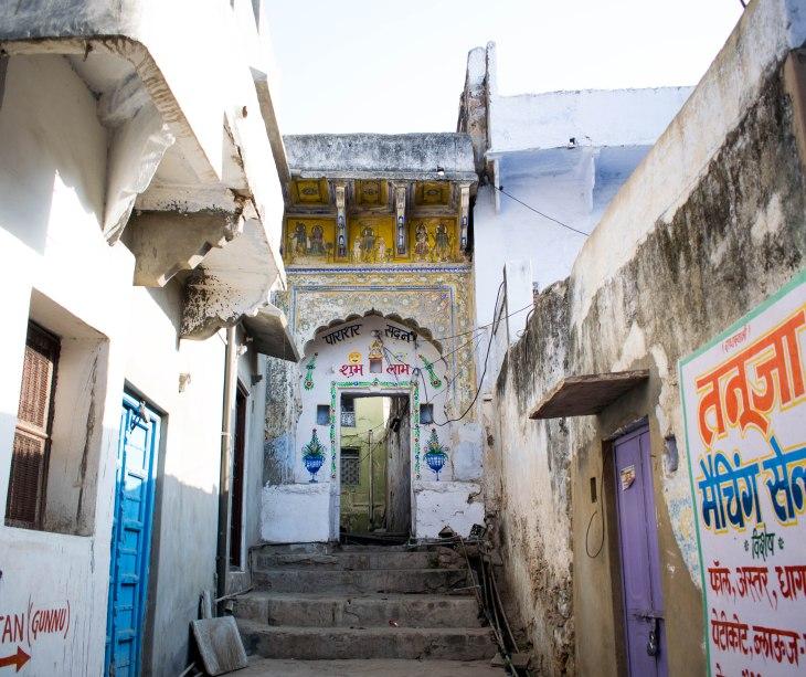Streets of Pushkar