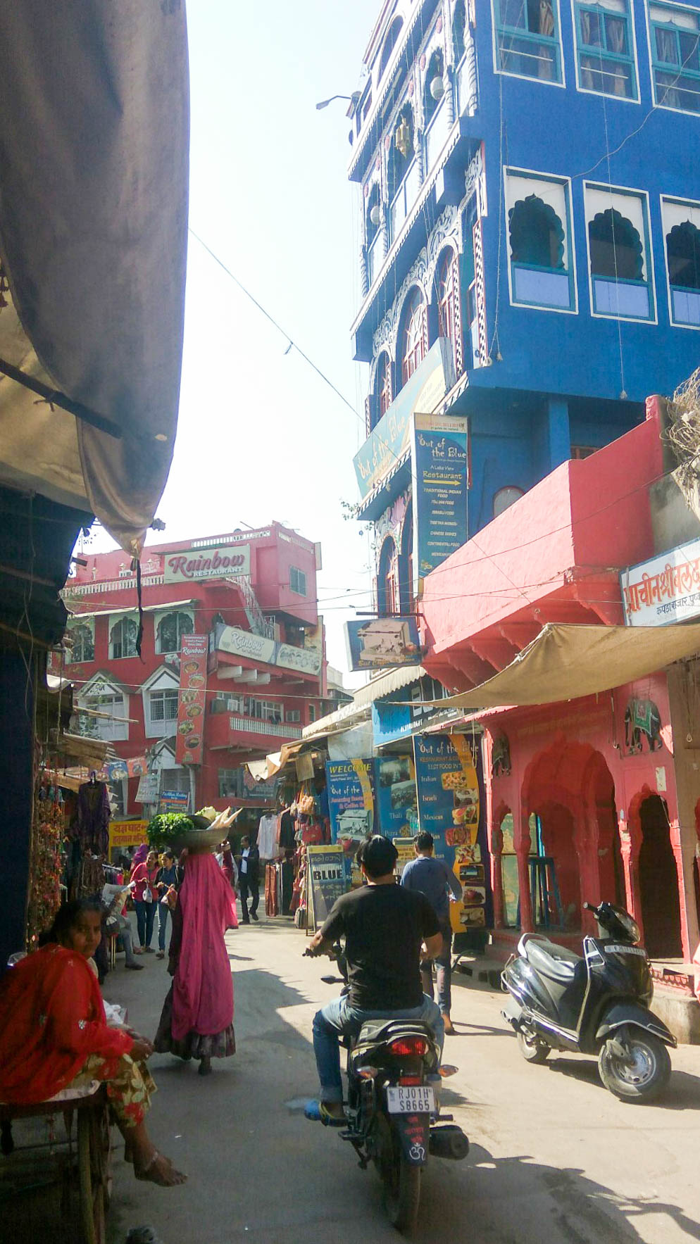 Streets of Pushkar