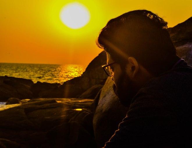 An evening contemplation