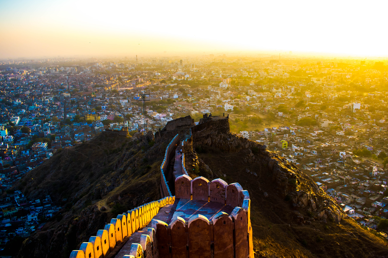Nahargarh fort-Jaipur