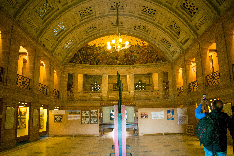 Umaid Bhawan Palace museum