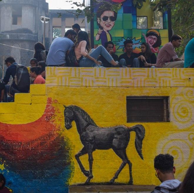 Kala Ghoda arts festival 2019